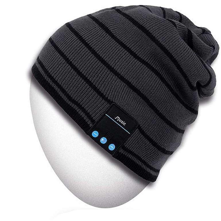 Mydeal Bluetooth Mütze mit verbauten Kopfhörern für 16,99€ (statt 34€)