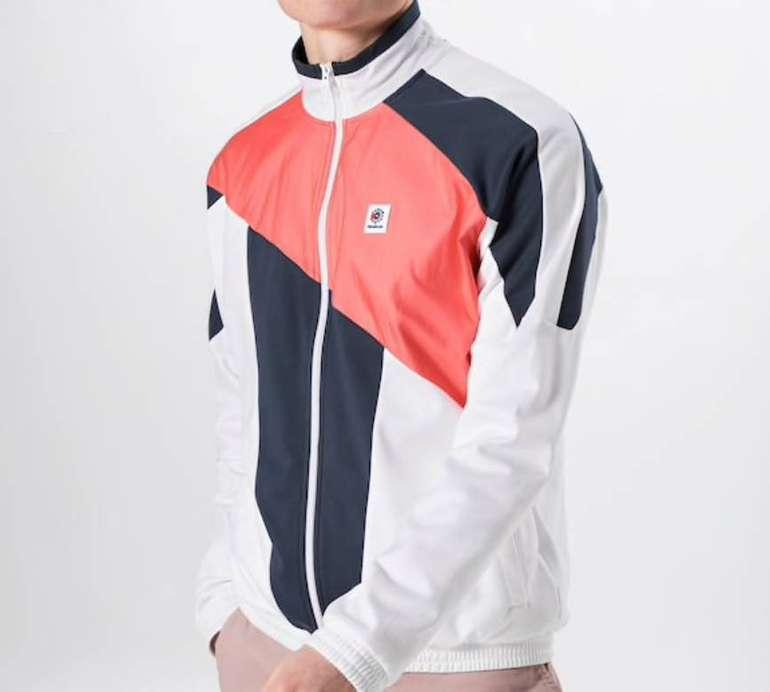 Reebok Classic A Trackjacket Trainingsjacke für 58,41€ inkl. Versand (statt 80€)