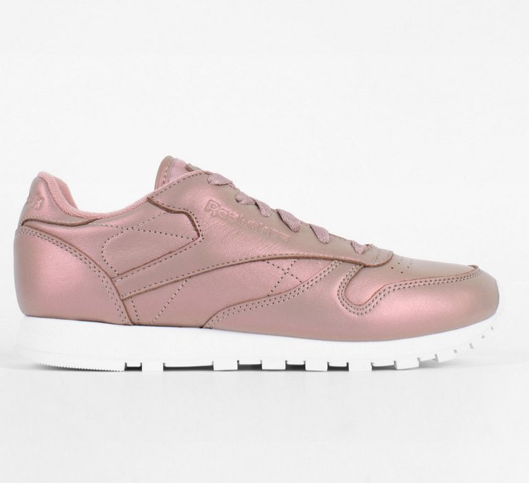 VooStore Sneaker Sale - z.B. Reebok Classic Leather Pearlized Women für 41€