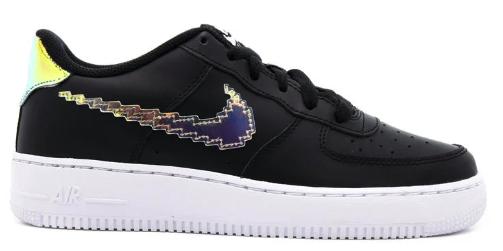 "Nike Air Force 1 LV8 (GS) im ""Digital Swoosh"" Design für 54,95€inkl. Versand (statt 85€)"
