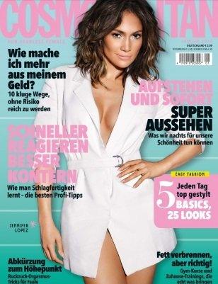 Bis zu 4 Monate Cosmopolitan im Probeabo für 10,05€ + 10€ BestChoice