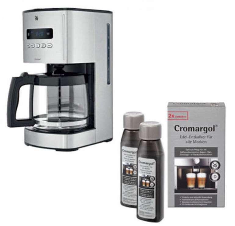 WMF Skyline Digital Kaffeemaschine + 2 Entkalker für 49,90€ inkl. Versand (statt 66€)