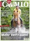 """Zwei kostenlose Ausgabe der Pferdezeitschrift """"Cavallo"""" zum Bestellen"""