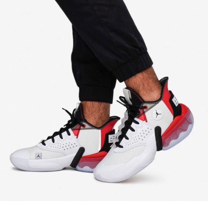 Nike Jordan React Elevation Herren Basketballschuhe für 62,78€ inkl. Versand (statt 122€)