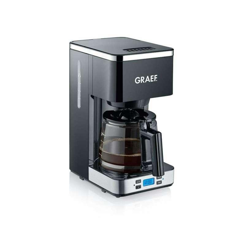 Graef Filterkaffeemaschine FK502 mit Glaskanne für 37,99€ (statt 54€) - Verpackungsmängel!