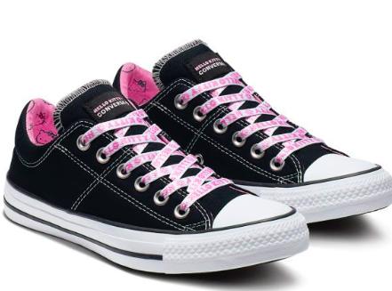 40% auf Converse X Hello Kitty Kollektion - z.B. Hello Kitty Chuck Taylor ab 36€