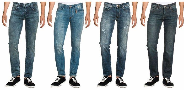 Verschiedene LTB Herren Jeans