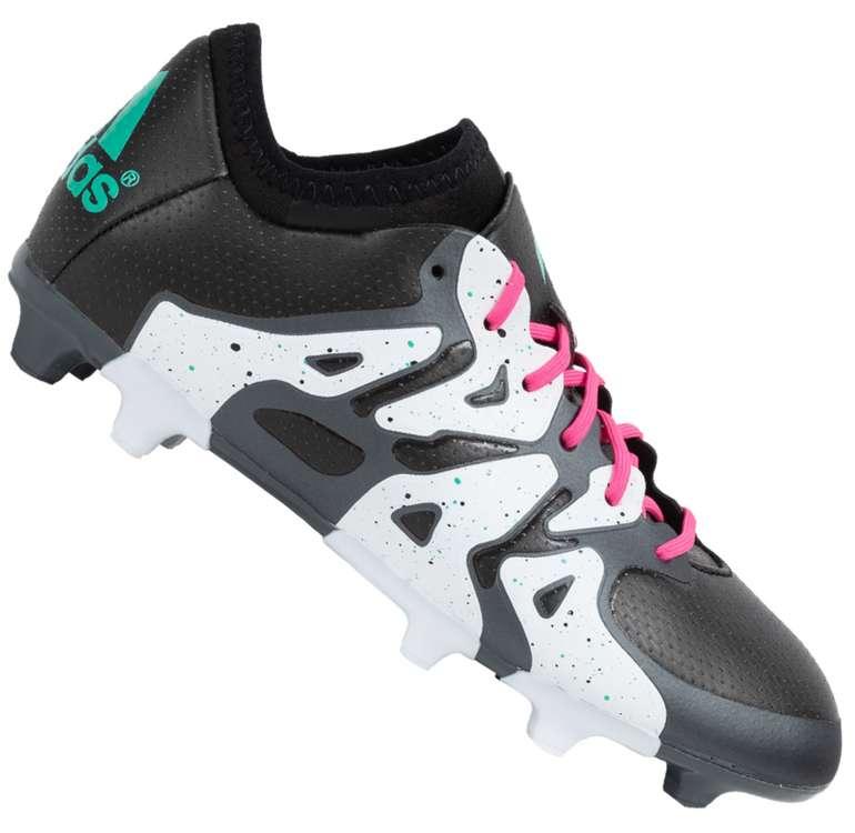 adidas X 15.1 FG/AG Kinder Profi Fußballschuhe AF4724 für 22,94€ inkl. Versand (statt 30€)