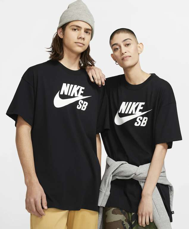 Nike SB Skateboard T-Shirt in 3 Farben für je 20,96€ inkl. Versand (statt 29€) - Nike Membership