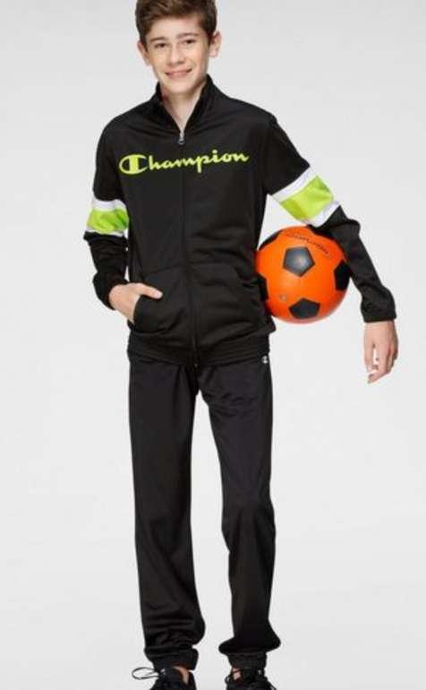 "Champion Trainingsanzug ""Full Zip Suit"" (Set, 2-tlg) für Jungs zu 23,90€inkl. Versand (statt 36€)"