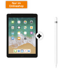 Apple iPad 2018 WiFi + Cellular + Pencil (79€) + 10GB Telekom LTE zu 29,99€ mtl.