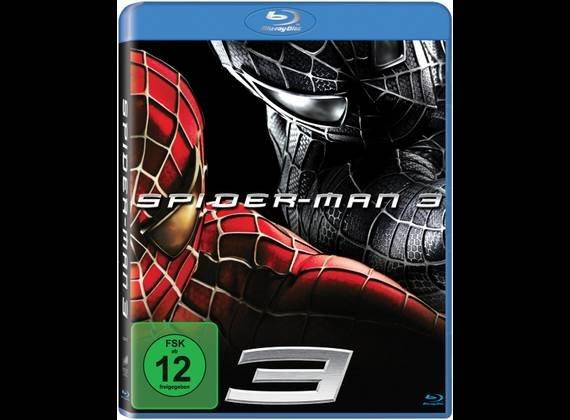 Spider-Man 3 (Blu-ray) für 3,68€ inkl. Versand (statt 10€)