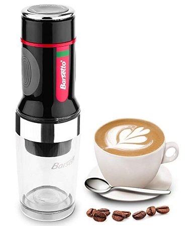 Barsetto Espresso Kaffeemaschine für 30,99€inkl. VSK