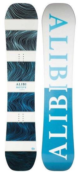 Blue Tomato Sale mit Rabatten bis -80% + 15% Extra Rabatt, z.B. Alibi Snowboards Motive 150 für 94€