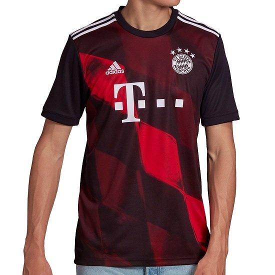 adidas FC Bayern München 20/21 Ausweichtrikot für 54,97€ (statt 72€)