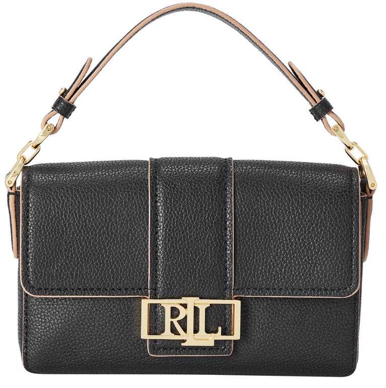 """Galeria: Ralph Lauren Damen Leder Handtaschen zu Bestpreisen - z.B. """"Logo Tab"""" für 69,50€ (statt 139€)"""