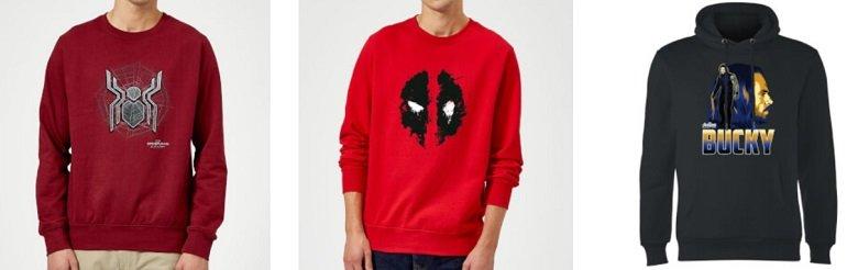 Zavvi Marvel Sweatshirt 2