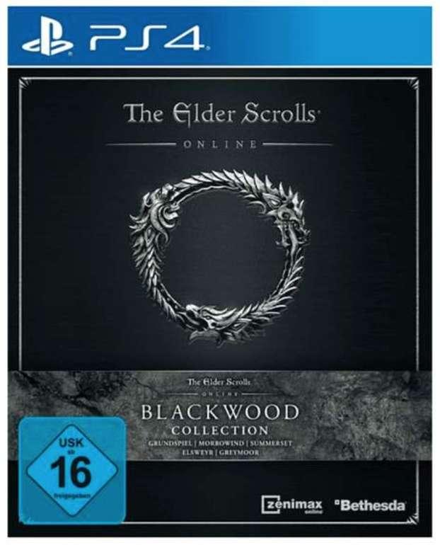 The Elder Scrolls Online Collection: Blackwood [PlayStation 4, Xbox One] für 49,99€ inkl. Versand (statt 62€)