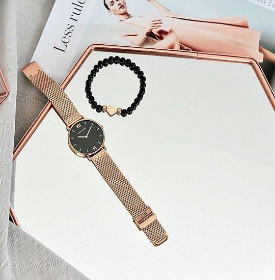 Christ: 17€ Rabatt auf reguläre Ware (MBW 149€), z.B. Liebeskind Berlin Uhren-Set für 132,90€