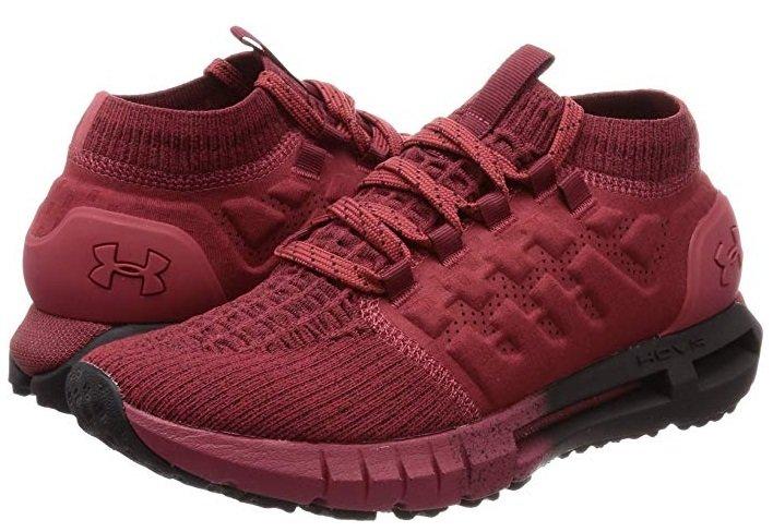 Under Armour HOVR Phantom NC red Sneaker - nur Größe 47(!) für 25,53€ inkl. VSK (statt 130€)