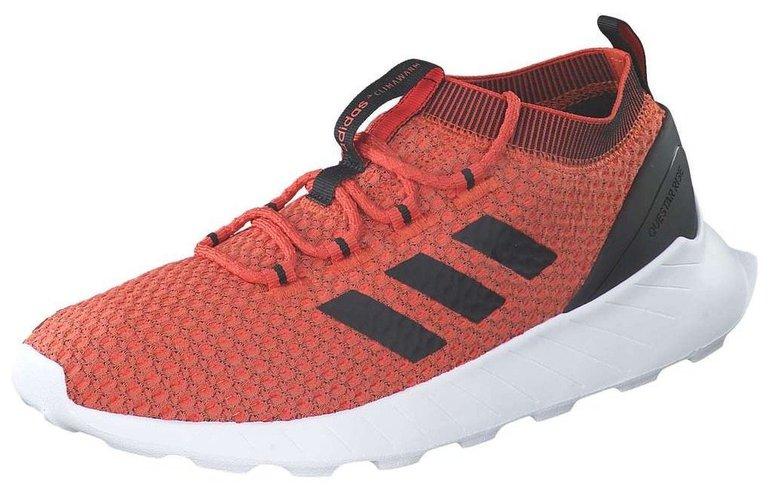 Adidas Questar Rise Sneaker in Rot für 47,90€ inkl. Versand