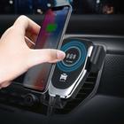 China-Gadget: Portables Qi Auto-Ladegerät mit Smartphone-Halterung für 7,99€