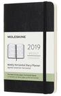 Verschiedene Moleskine 2019 Kalender für 1€ inkl. VSK (statt 9€) - Neukunden