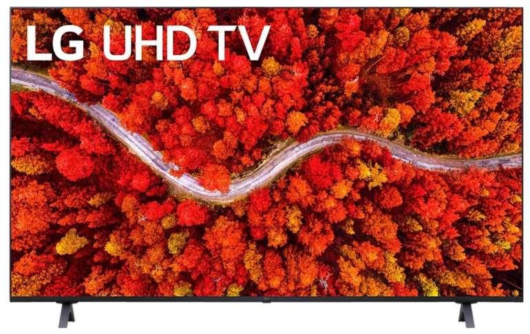 """LG 65UP80009LA - 65"""" UHD 4K Smart TV (webOS 6.0 mit LG ThinQ) für 691,99€ (statt 770€) - MM Club + NL!"""