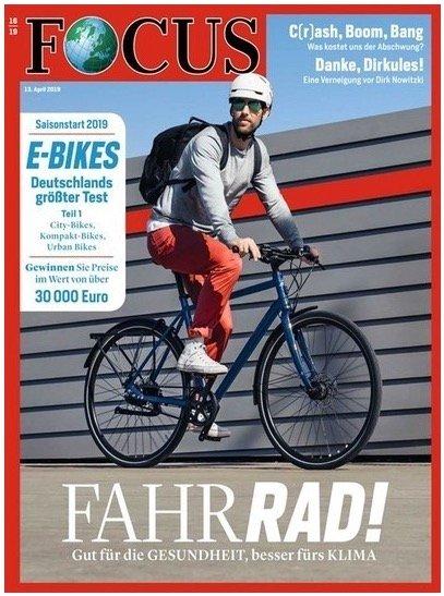 Focus Jahresabo (52 Ausgaben) für 24,90€ inkl. Versand (statt 234€)