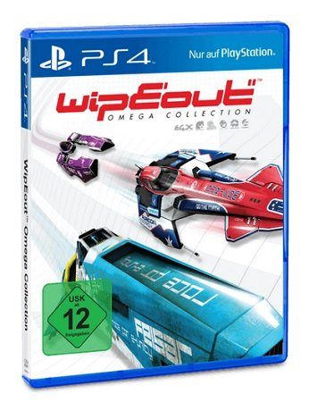 WipEout Omega Collection - PlayStation 4 für 11,98€ inkl. VSK (statt 24€)