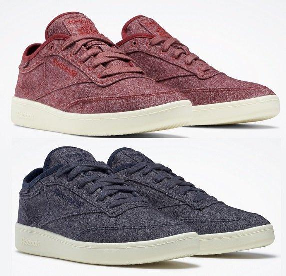 Reebok Classics Club C Wool & Corn Sneaker für 49,90€ (statt 75€)