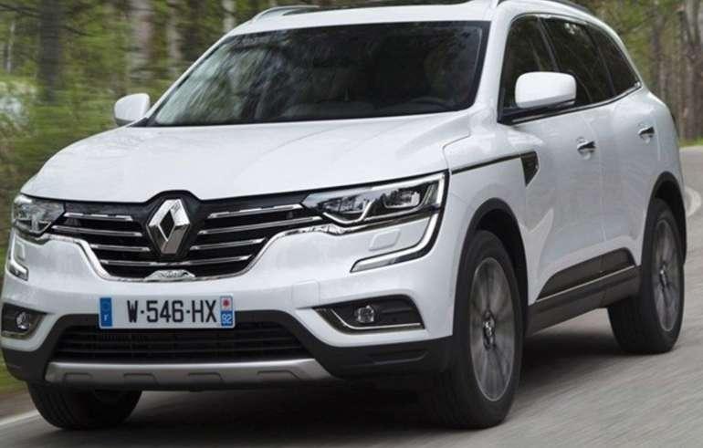 Privatleasing: Renault Koleos ZEN TCe 160 mit 158 PS für 166,59€ mtl. (LF: 0.46, Überführung: 1.020€)