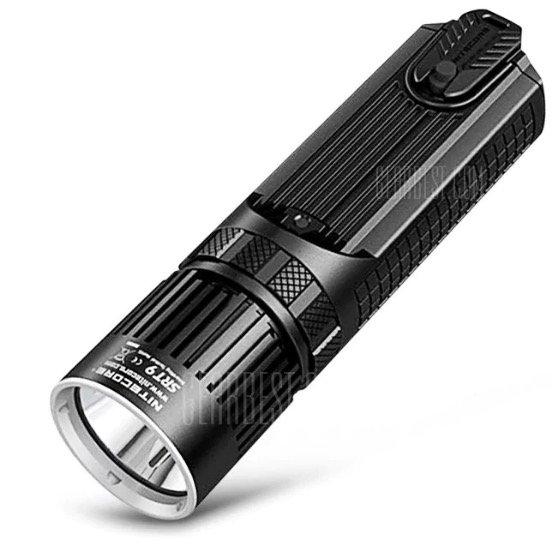 Nitecore SRT9 LED-Taschenlampe für 69,39€ inkl. Versand