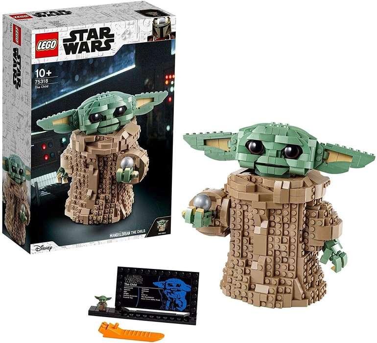 Lego Star Wars - 75318 The Child Yoda für 44,47€ inkl. Versand (statt 60€) - Kundenkarte