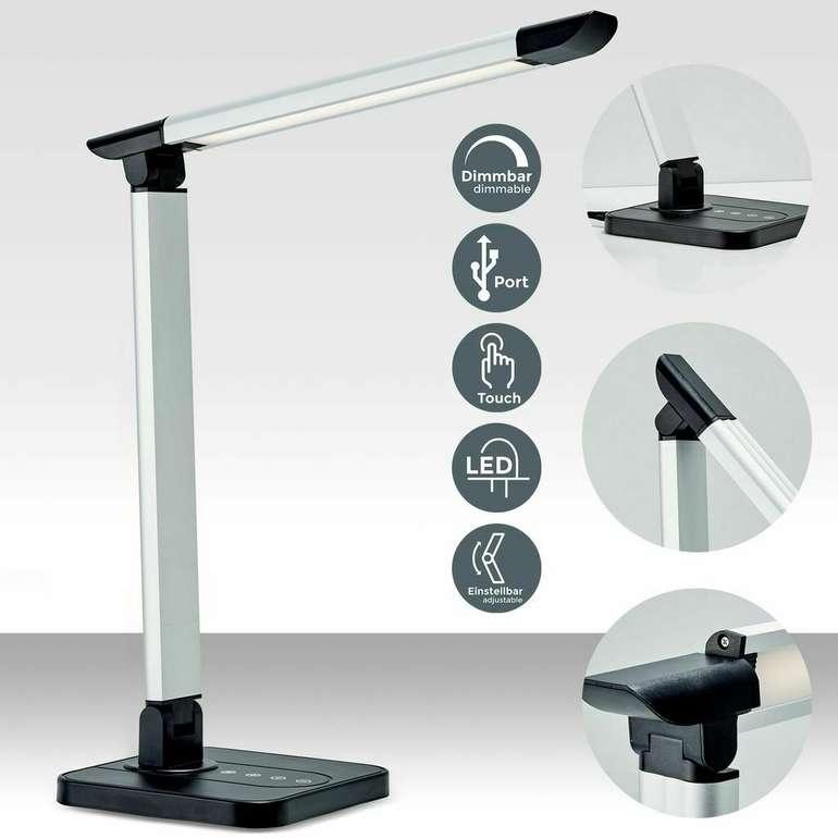B.K. Licht LED Schreibtisch-Lampe dimmbar mit Touchfunktion für 16,99€ (statt 24€)