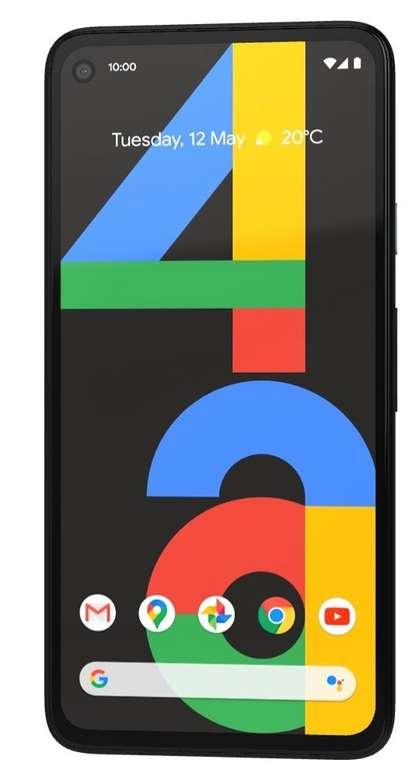 Google Pixel 4a (33,99€) + Otelo Allnet-Flat Go mit 5GB LTE für 14,99€ monatlich