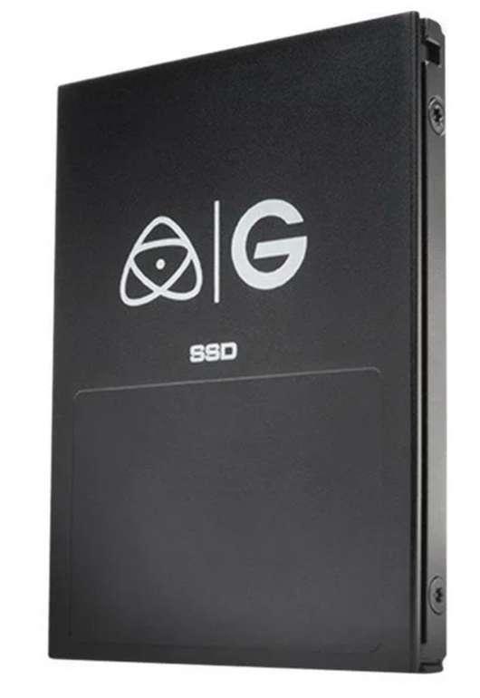 G-Technology Atomos Master Caddy 4K SSD Festplatte (2TB) für 229,18€ inkl. Versand (statt 463€)