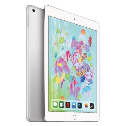 """Apple iPad 9,7"""" (2018, Wi-Fi + Cellular, 128GB, silber) für 389€ inkl. Versand (statt 410€)"""