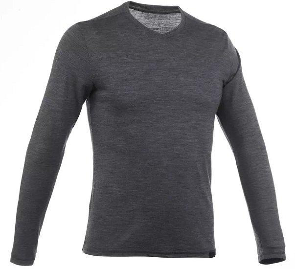 """Merinoshirt Herren Langarm-Shirt """"Travel 500"""" ab 13,99€"""