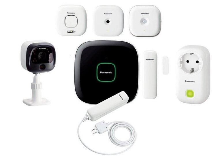 Panasonic Smart Starter Sicherheit Set für 194,94€ inkl. Versand (statt 430€)