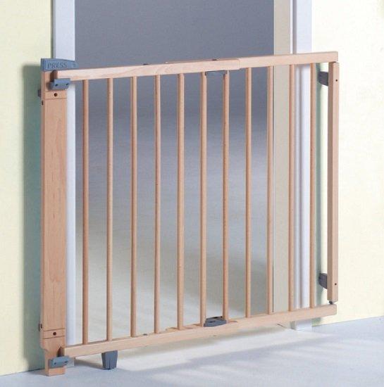 Geuther Schwenk-Türschutzgitter 2732 (65,5 - 105 cm) für 44,99€ inkl. Versand (statt 65€)