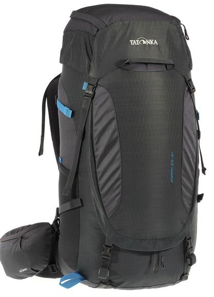Tatonka KARAS 65+10 Trekkingrucksack in schwarz für 94,98€ inkl. Versand (statt 108€)