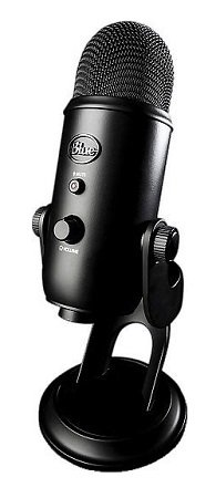 Saturn Tage des Gamings - z.B. Blue Yeti Blackout USB Mikrofon für 99€