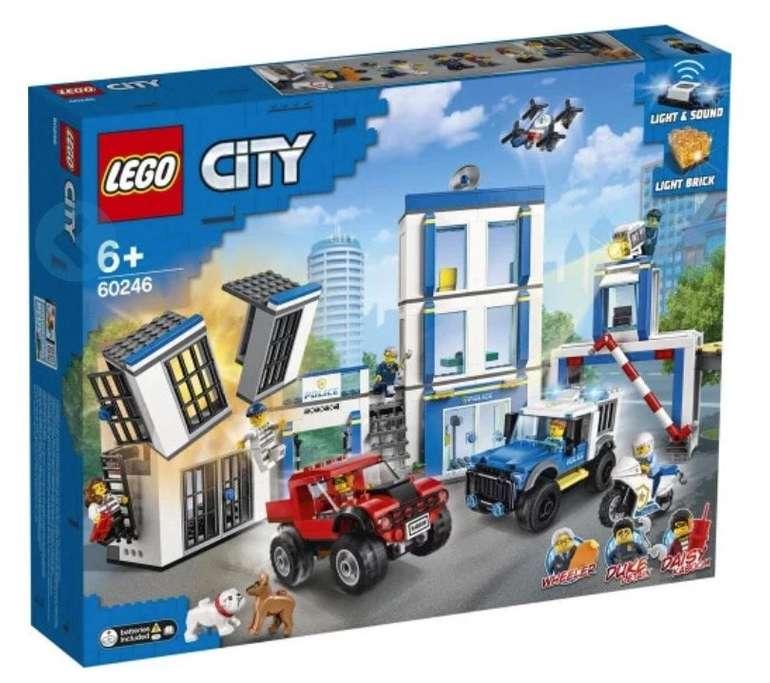 Lego City Polizeistation (60246) für 68,92€ inkl. Versand (statt 76€)