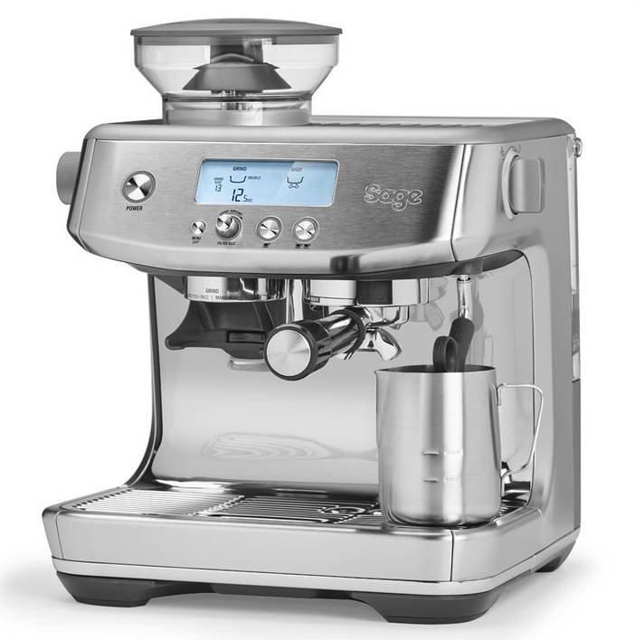Sage the Barista Pro Kaffeemaschine für 588,90€ inkl. Versand (statt 631€)