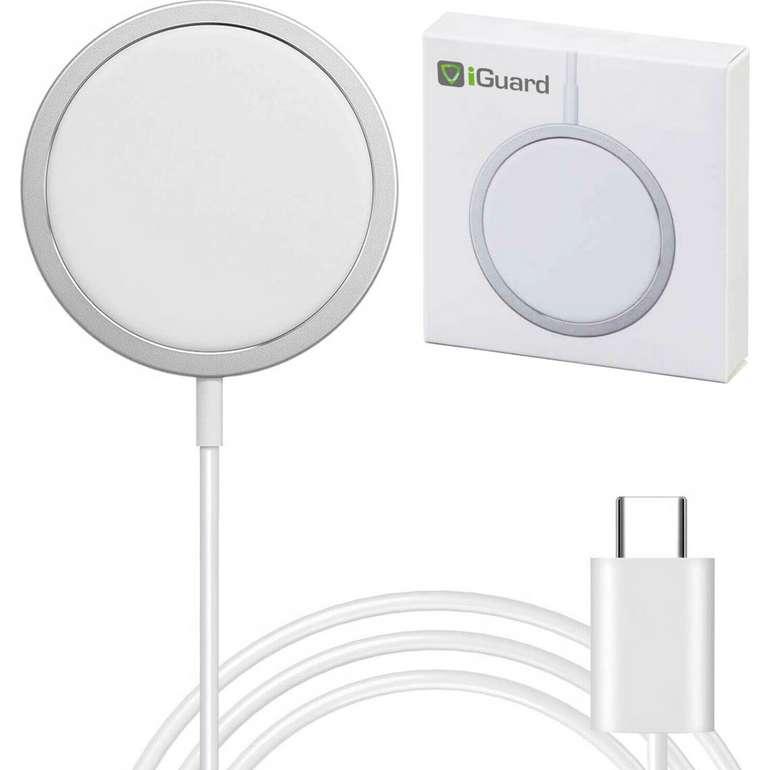 MagSafe Charger für iPhone 12 Pro/Max/Mini mit 15 Watt für 12,90€inkl. Versand (statt 15€)
