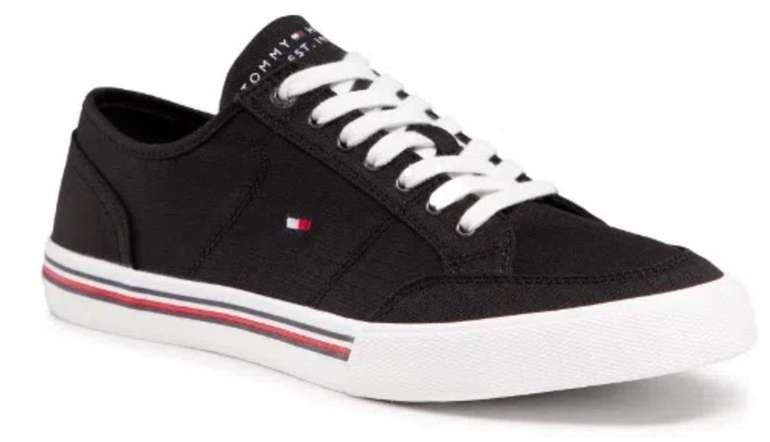 Tommy Hilfiger Core Corporte Textile Herren Sneaker für 41,95€ inkl. Versand (statt 52€)