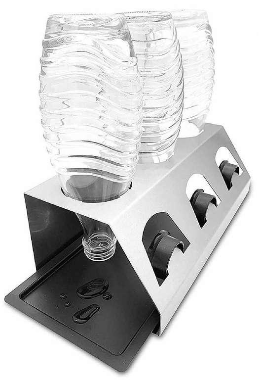 SodaClean Crystal Abtropfhalter für 3 Flaschen für 24,90€ inkl. Versand (statt 32€)