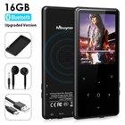 Mbuynow 2,5 Zoll Touchscreen MP3 Player mit 16GB & Radio für 18,99€ inkl. VSK
