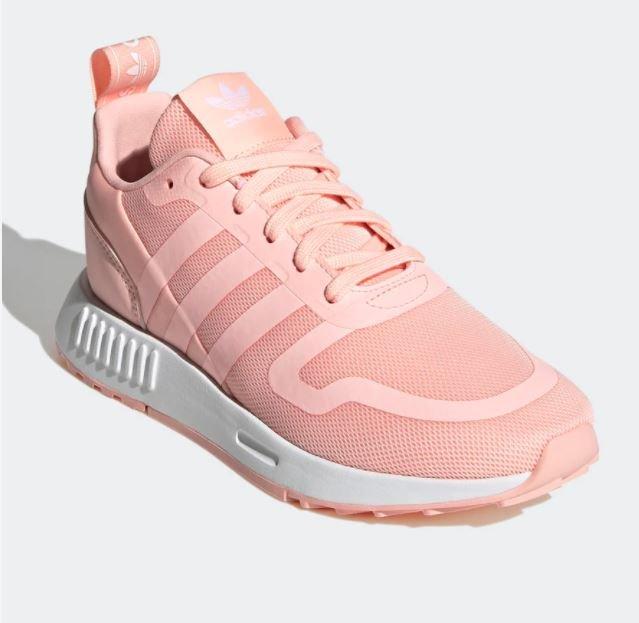 Adidas Originals Sneaker Multix in Rosa für 45,43€ inkl. Versand (statt 57€)